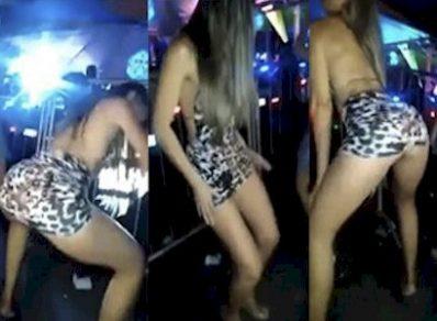 carol minha filha num baile funk 1